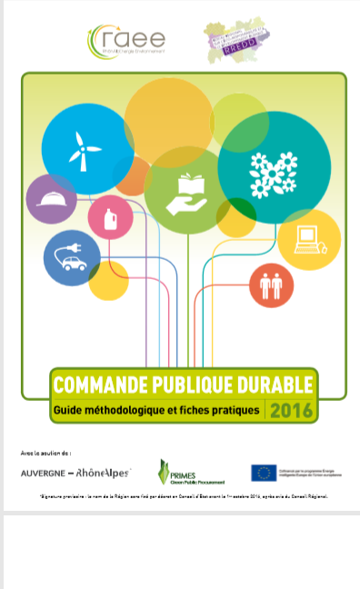 Cover of COMMANDE PUBLIQUE DURABLE