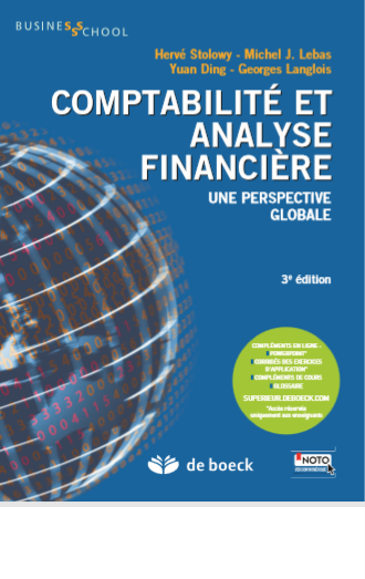 COMPTABILITE ET ANALYSE FINANCIERE