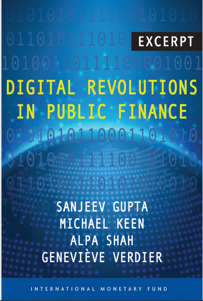 DIGITAL REVOLUTION IN PUBLIC FINANCE
