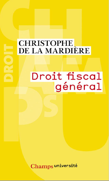 DROIT FISCAL GENERAL