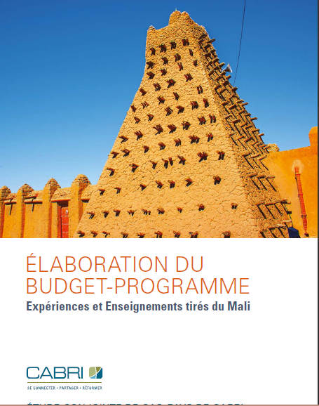 Cover of ELABORATION BUDGET PROGRAMME MALI
