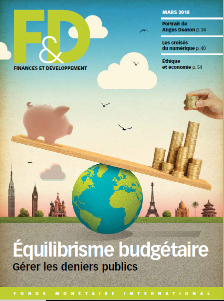 Cover of EQUILIBRISME BUDGETAIRE