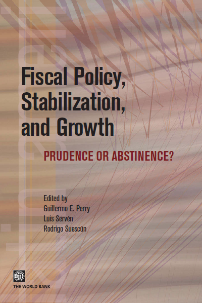 FISCAL POLICY STABILIZATION AND GROWTH