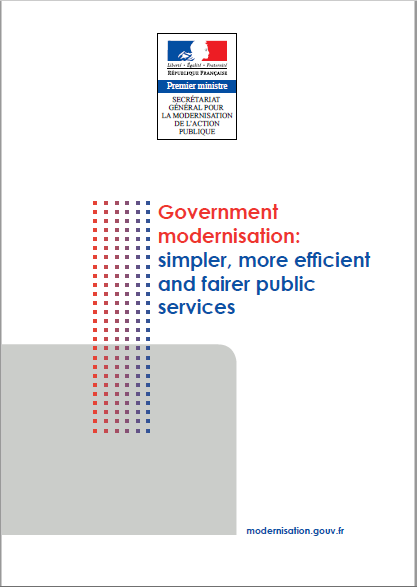 GOVERNMENT MODERNISATION