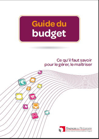 Cover of GUIDE DU BUDGET