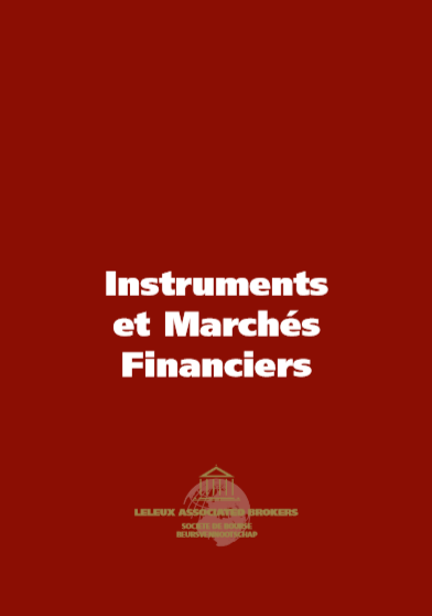 INSTRUMENTS ET MARCHES FINANCIERS
