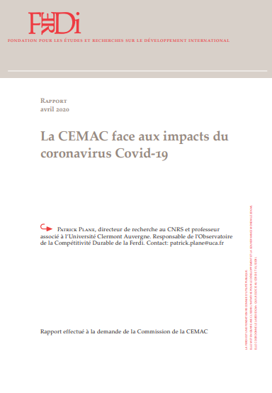 LA CEMAC FACE AUX IMPACTS DU CORINA VIRUS