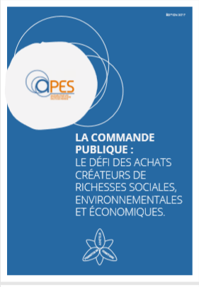 Cover of LA COMMANDE PUBLIQUE