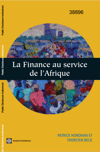 LA FINANCE AU SERVICE DE LAFRIQUE