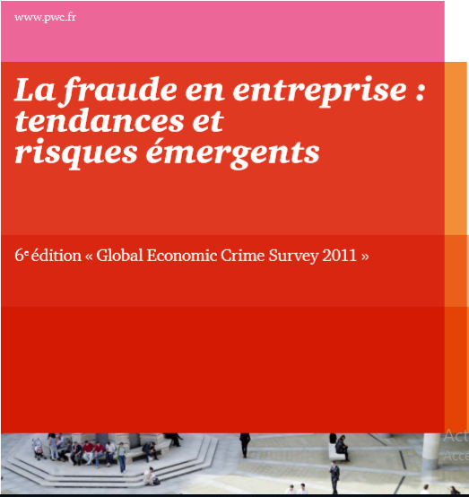 Cover of LA FRAUDE EN ENTREPRISE