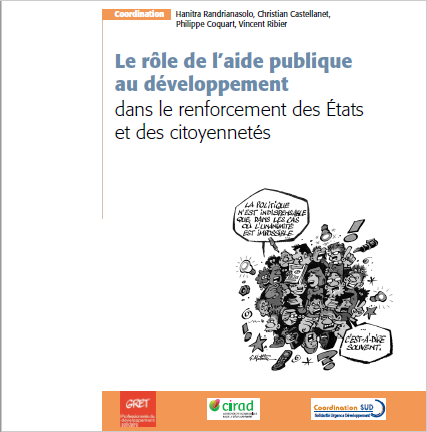 LE ROLE DE LAIDE PUBLIQUE AU DEVELOPPEMENT