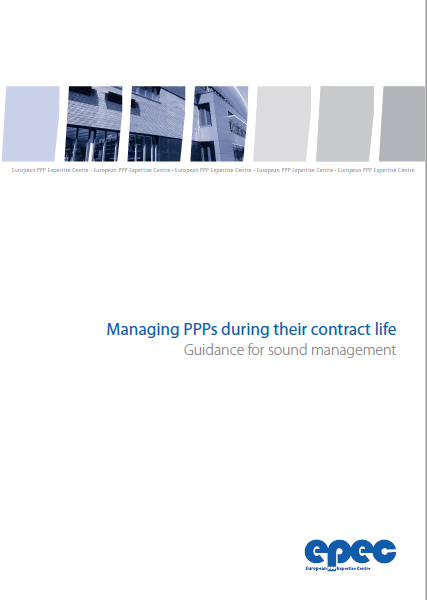 MANAGING PPPS DURING THEIR CONTACT LIFE