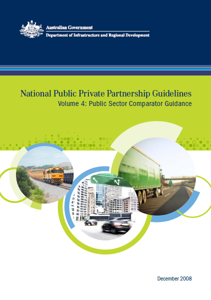 NATIONAL PUBLIC PRIVATE PARTHNERSHIP GUIDELINE