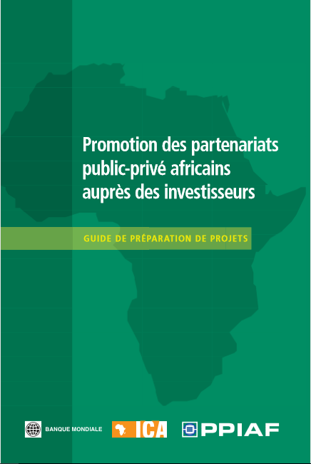 PROMOTION DES PARTENARIATS PUBLIC PRIVES AFRICAINS...