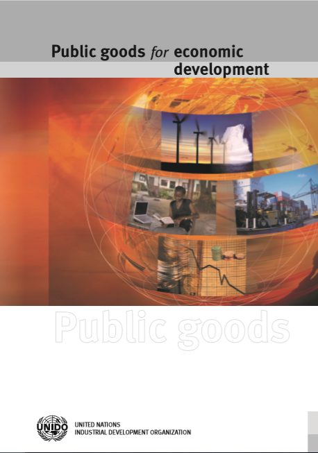 Cover of PUBLIC GOODS FOR ECONOMIC DEVELOPMENT