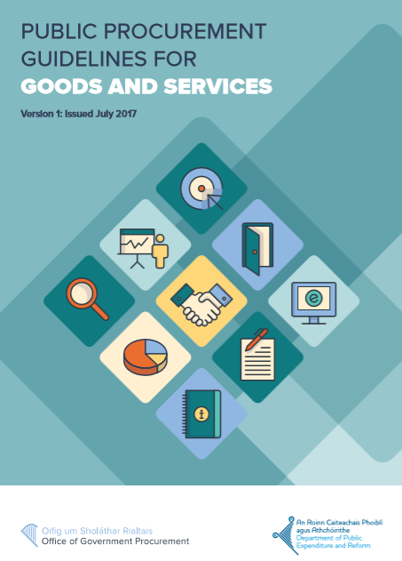 PUBLIC PROCURMENT GUIDLINES FOR GOODS AND SERVICES
