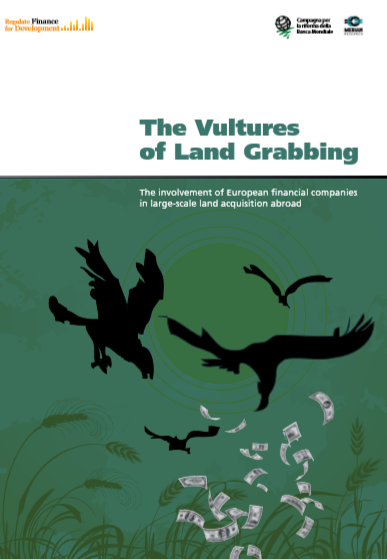 THE VULTURES OF LAND GRABBING